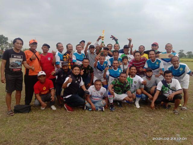 CSA Allstar Menganti, Gresik,  Runner Up Rasa Juara