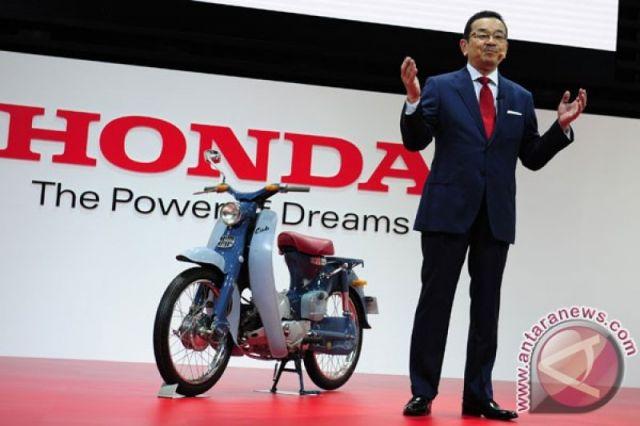Kepala Eksekutif Honda Motor Co, Takahiro Hachigo akan Mundur