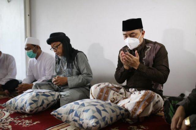 Eri Cahyadi Gelar Khataman Al Quran Jelang Dilantik Besok